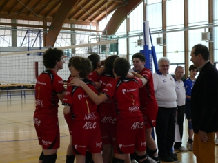 Tim Boy League 2008, vince la Sisley Treviso