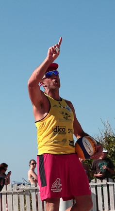 Top Beachvolley Players Event, la tappa di Monopoli a Raffaelli