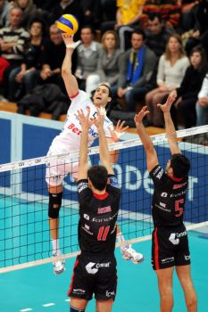 Trento conquista la Final Four di Champions League