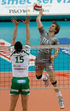 Trento vince al tie break a Cuneo in gara 1 dei quarti di finale play off scudetto