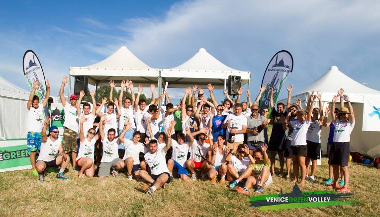 Venice Green Volley 2018