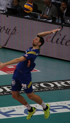 Verona all'esordio in Challenge Cup maschile