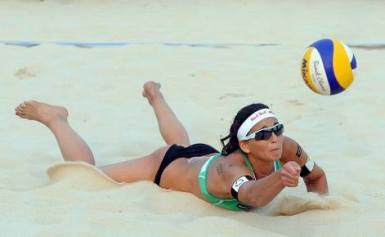 Verso Londra 2012 - Beach volley: l'Italia in campo nella Continental Cup