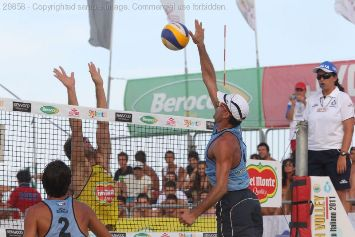 Verso Londra 2012: beach volley nel week end Italia in campo nella Continental Cup