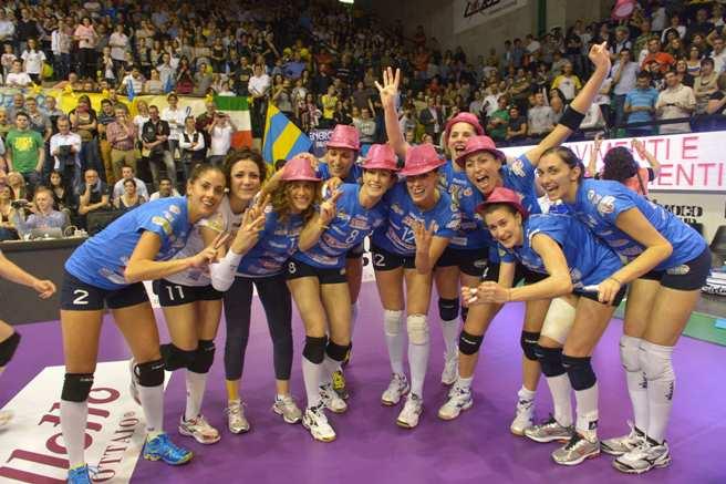 Serie A Pallavolo Femminile Calendario.2012 2013