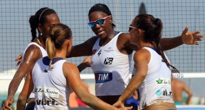 Volley Summer Tour: l'All Star Game è di Urbino