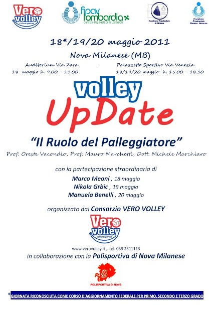 Volley Up Date