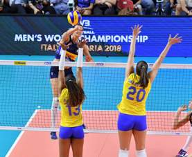 Volleyball Nations League femminile: l'Italia supera il Brasile 3-2