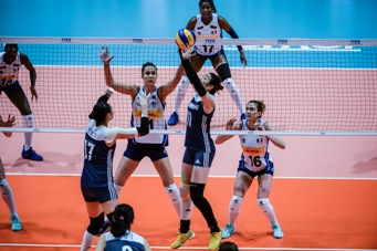 Volleyball Nations League femminile: una grande Italia batte la Cina 3-1