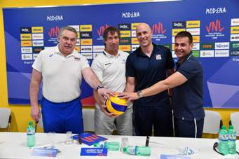 Volleyball Nations League Maschile: al via l'ultimo decisivo round. Venerdì Italia-Russia