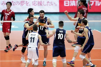 Volleyball Nations League maschile: i convocati per l'ultimo week end di gare