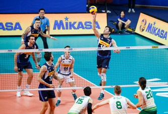 Volleyball Nations League maschile: l'Italia cede 3-1 all'Australia