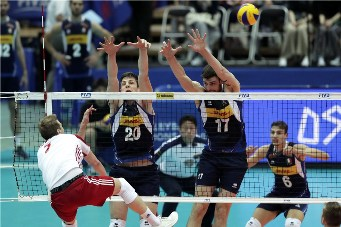 Volleyball Nations League Maschile: l'Italia cede al tie-break contro la Polonia