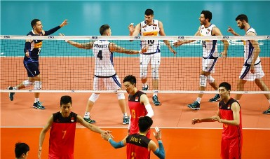 Volleyball Nations League maschile: l'Italia supera la Cina 3-1, sabato affronta la Corea del Sud