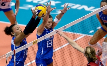 WGP Final Six: tie break fatale alle azzurre, la Serbia vince 3-2