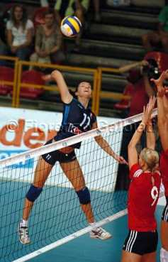Women Volley Cup: l'Italia batte 3 a 0 la Repubblica Ceca