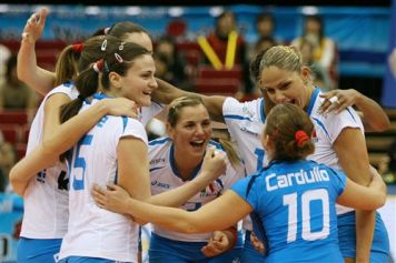 World Cup femminile: Italia e USA qualificate per Pechino 2008