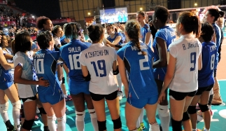 World Grand Prix 2016: l'Italia sconfitta al tie-break dalla Thailandia
