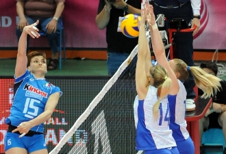 World Grand Prix 2016: una bella Italia cede 3-2 alla Russia