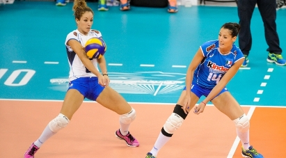 World Grand Prix F6: Azzurre battute all'esordio dalla Russia 3-0