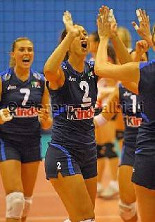 World Grand Prix: Italia-Thailandia 3-1
