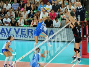 World Grand Prix: l'Italia batte 3-1 la Germania