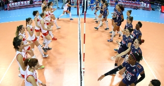 World Grand Prix: riscatto azzurro, battuta 3-1 la Turchia