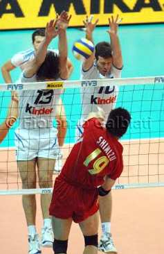 World League 2008: Cuba, Korea e Russia nel girone dell'Italia