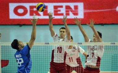 World League 2014: la giovane Italia cede solo al tie-break contro la Polonia