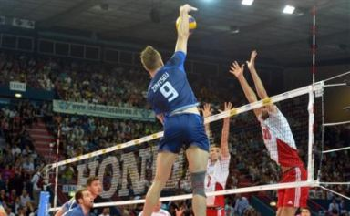 World League 2014: Zaytsev spinge l'Italia alla quinta vittoria