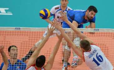 World League 2015: l'Italia si riscatta e batte 3 a 2 la Serbia