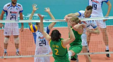 World League 2015: l'Italia si riscatta, supera 3-0 l'Australia