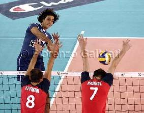 World League, a Mosca l'Italia batte la Russia 3 a 0