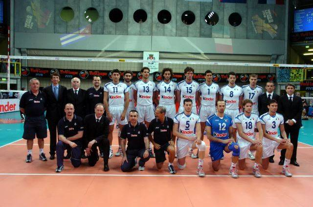 World League - Nazionale Italiana