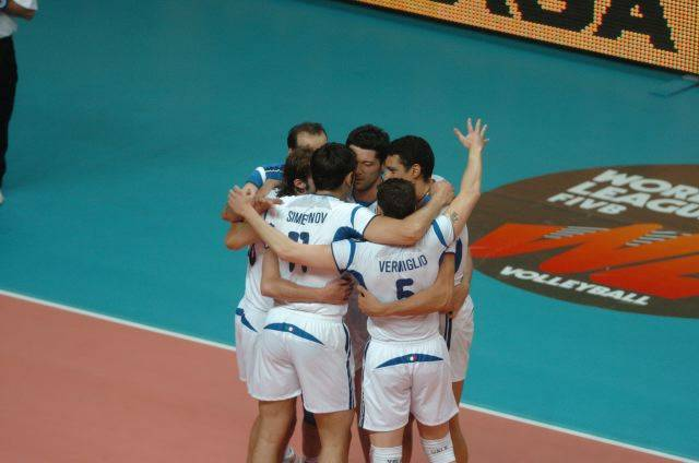 World League - Italia-Francia