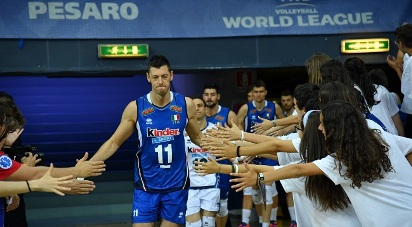 World League: i convocati di Blengini per il week end di gare in Francia