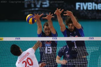 World League: l'Iran supera 3-1 gli azzurri