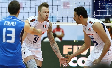 World League: l'Italia batte l'Argentina 3-1