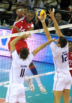 World League: l'Italia caduta indolore, Cuba qualificata