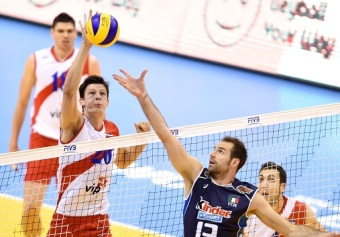 World League: l'Italia cede 3-1 alla Serbia