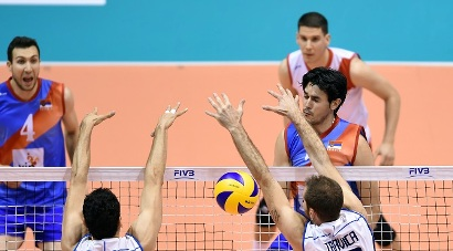 World League: l'Italia cede 3-2 a Belgrado contro la Serbia