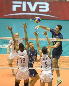 World League: l'Italia concede il bis, 3-0 a Cuba