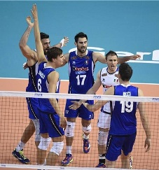 World League: l'Italia si appresta ad affrontare il terzo week end di gare