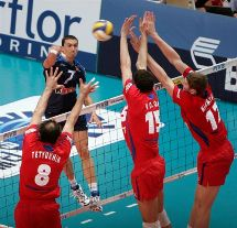 World League: l'Italia si arrende alla Russia solo al quinto set