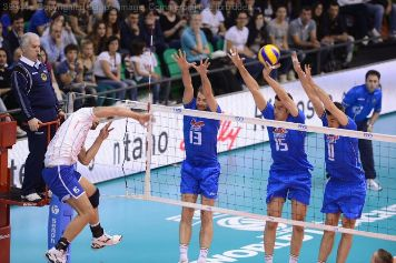 World League: una inedita Italia batte la Francia