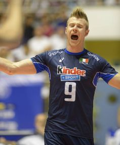 World League: venerdì Italia-Russia, parla Ivan Zaytsev