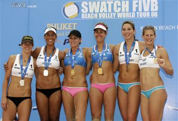 World Tour femminile di Phuket: vincono le americane Ross-Boss